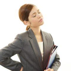 腰痛治療と合わせて改善すべき生活習慣