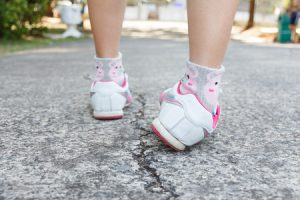 足首の捻挫治療の整骨院「宮谷小交差点前せいこついん」の足首の捻挫イメージ