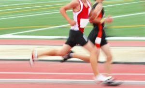 オスグット・成長痛の膝に痛みが出やすい走り方の写真