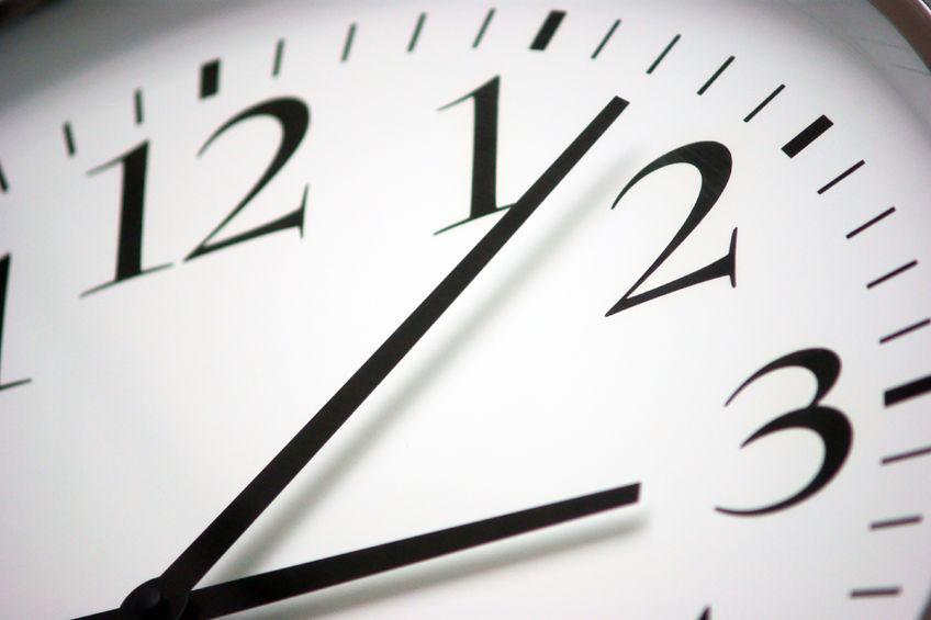 遠絡(えんらく)療法の治療は時間が掛かるイメージ図