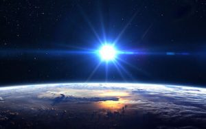 遠絡治療の整骨院「宮谷小交差点前せいこついん」の宇宙のイメージ