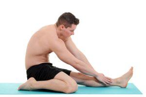ぎっくり腰治療の整骨院「宮谷小交差点前せいこついん」のぎっくり腰になりやすい硬い体のイメージ