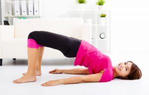 腰椎すべり症治療の整骨院「宮谷小交差点前せいこついん」の腰椎すべり症の予防の多裂筋の筋トレイメージ